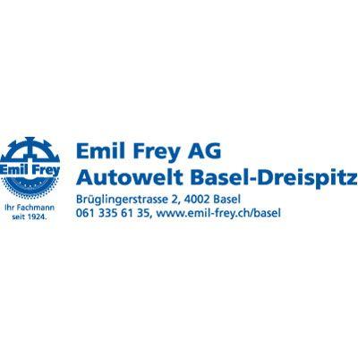 Emil Frey AG, Autowelt Basel-Dreispitz