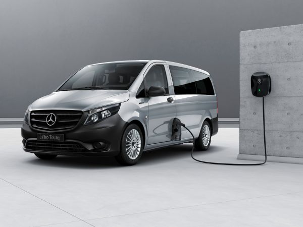 Mercedes-Benz eVito Tourer
